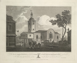 Church of St Mary Magdalen, Bermondsey, Surrey